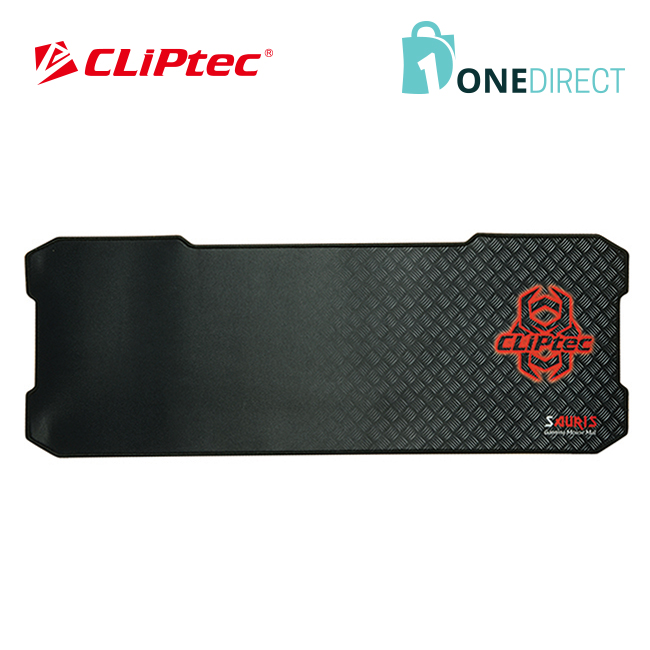 CLiPtec SAURIS Gaming Mouse Mat RGY336