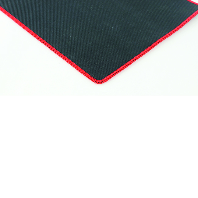 CLiPtec THERIUS Gaming Mouse Mat-RGY368 (Black)