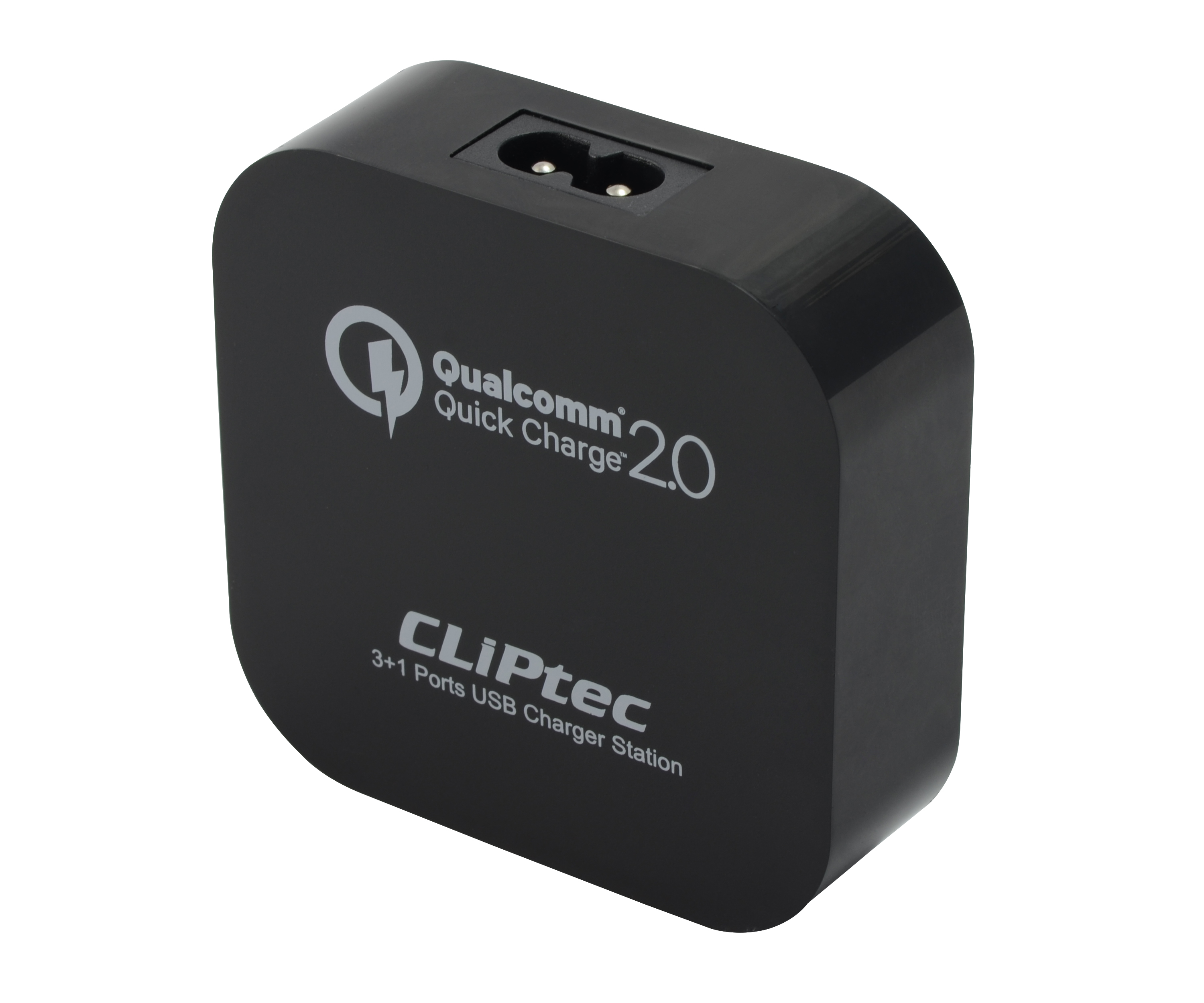 CLiPtec Turbo 3+1 Ports Quick Charge 2.0USB Charger Station GZU503