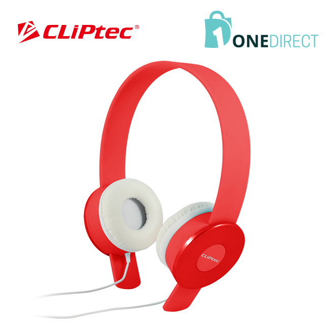 CLiPtec URBAN CANDY Multimedia Stereo Headset BMH831
