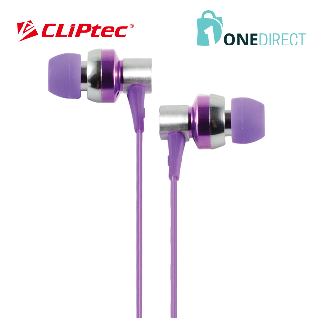 CLiPtec G-HALLO In-Ear Earphone with Microphone BME757