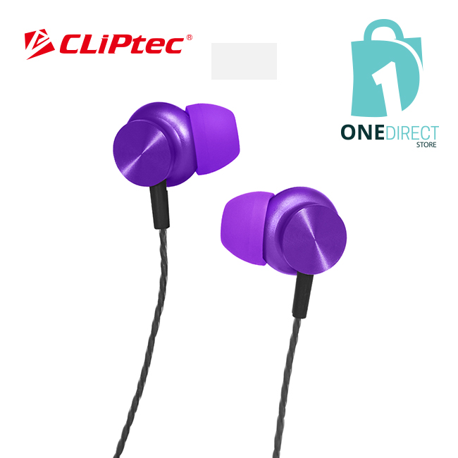 CLiPtec MAGNETITAN Magnetic Metal In-Ear Earphone BME802